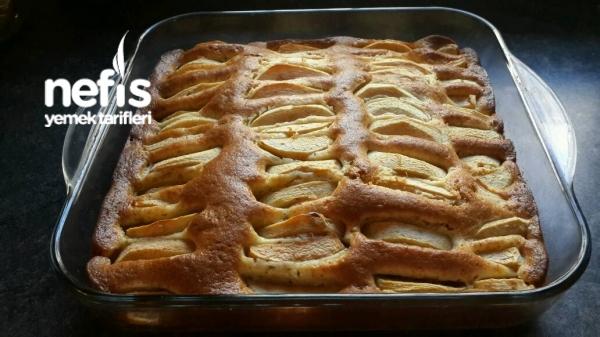 Elmalı Üzümlü Enfes Kek