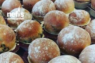 Zeytinli Muffin