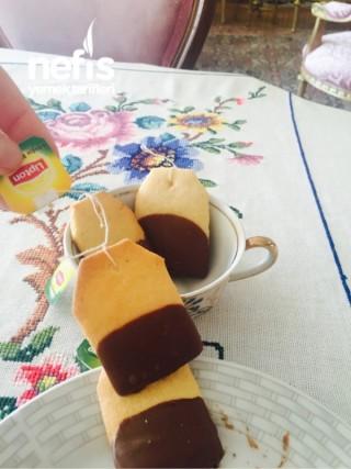 Çay Saati Kurabiyeleri