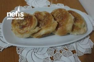 El Açması Patatesli Gül Börek Tarifi