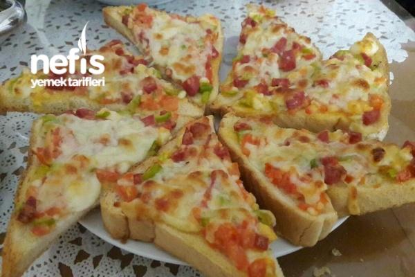 Kahvaltı Pizzaları