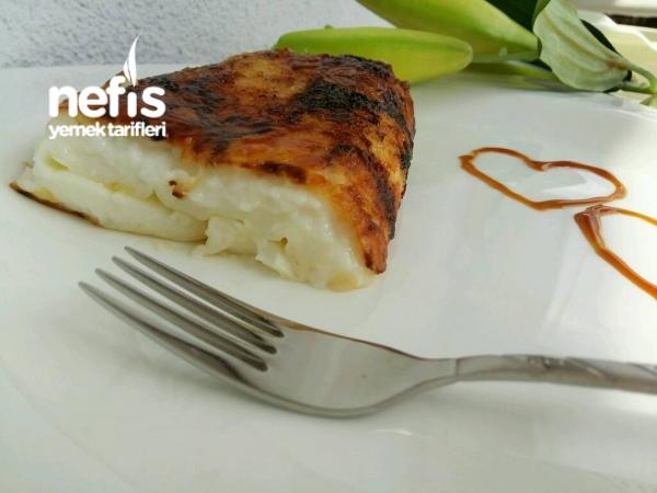 Kazandibi (Pastane Usulü)