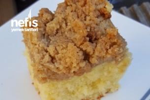 Streusel Coffee Cake (Portakal Sulu) Tarifi