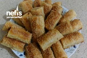 Kıymalı Patatesli Çıpçıtır Börek Tarifi