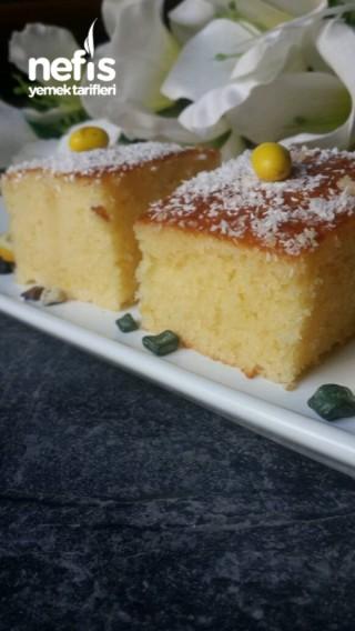 Limonu Bol Kek