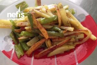 Patates Ve Biber Kızartması Tarifi