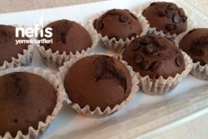 3 Malzemeli Enfes Muffin