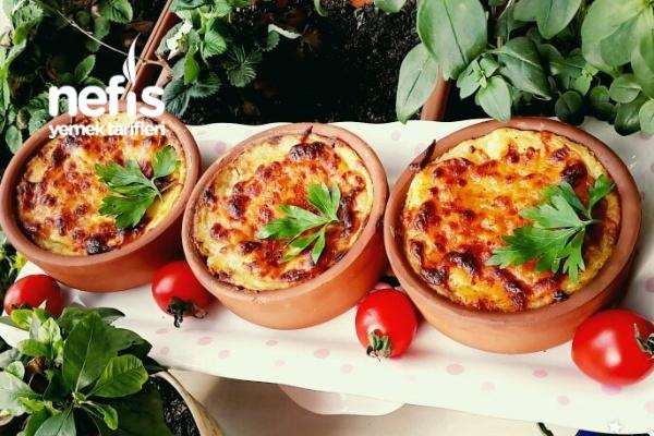 Patates Püreli Tavuk Sote (Porsiyonluk ) Tarifi