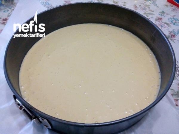 Şişleme Kek(Kakao Kremşantiyi)