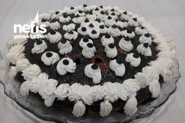 Şişleme Kek(Kakao Kremşantiyi) Tarifi