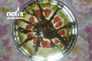 Yuvarlak Mozaik Pasta Tarifi
