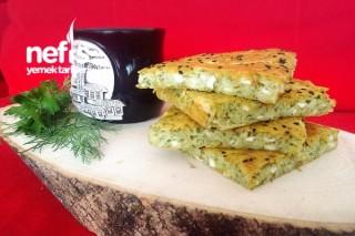 Otlu Peynirli Kek Tarifi