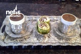 Pekmez Tahin Karışımı Türk Kahvesi Tarifi