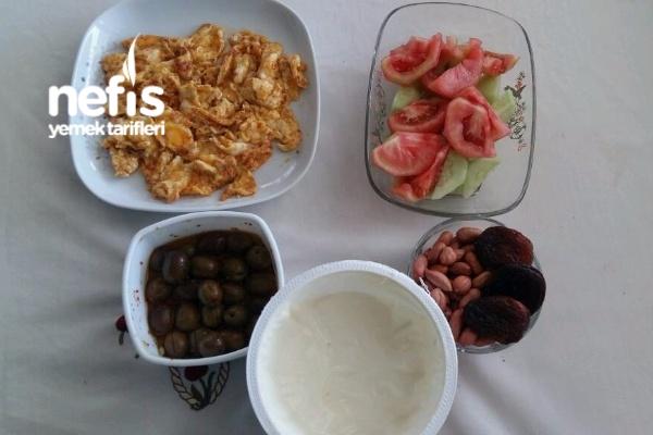 Metabolizma Hızlandıran Kahvaltı