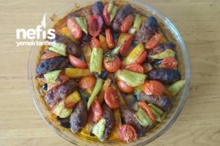Patlıcanlı Patates Köfteli Oturtma (Videolu) Tarifi