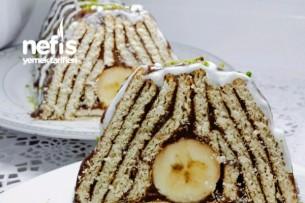 3 Malzemeyle Piramit Pasta Tarifi