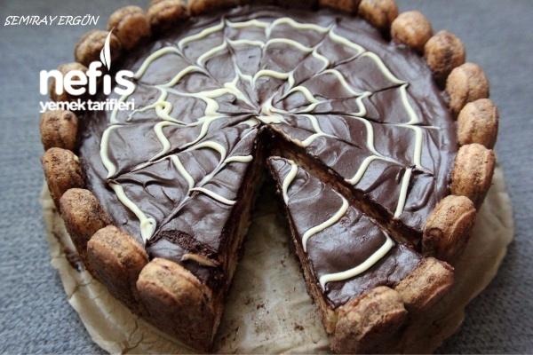 Savoyer (Kedidili) Bisküvi Pastası Tarifi