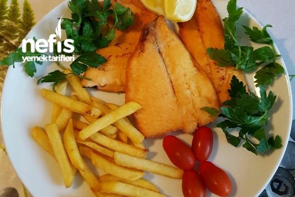 Tavada Balık Filotosu Tarifi
