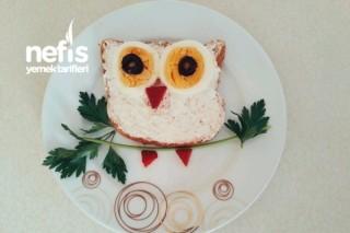 Baykuşlu Kahvaltı Tarifi