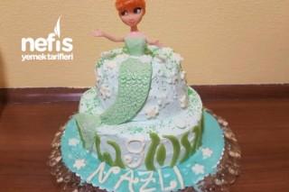 Deniz Kızı Yaş Pastası Tarifi