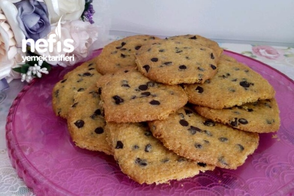 Amerikan Cookie Tarifi