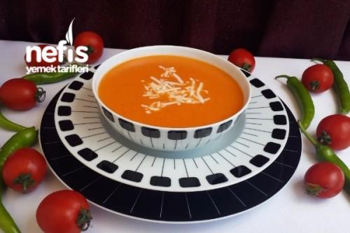 Domates Çorbası - Elizan - Nefis Yemek Tarifleri