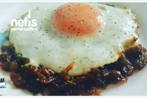 Osmanlı Saray Mutfağından Soğanlı Yumurta Tarifi