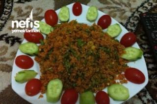 Kısır (Bulguru Pişirilen) Tarifi