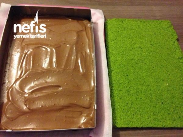 Yeşil Diyarı Pastası