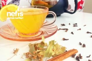 Soğuk Algınlığına Çay Tarifi
