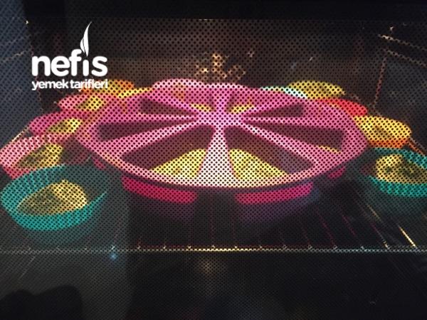 Antepfıstıklı Nefis Cupcake
