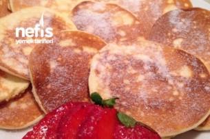 Ricotta Peynirli Pancake Tarifi