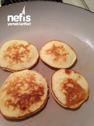 Ricotta Peynirli Pancake