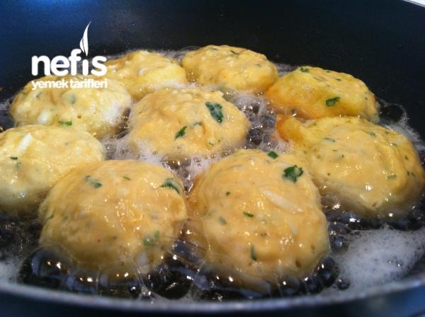 Kahvaltılık Peynirli Lokma Börek