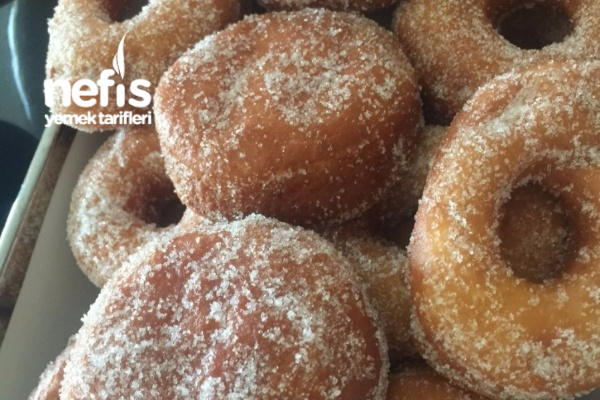 Donut Ve Berliner Tarifi