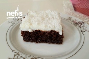 Kakaolu Şerbetli İrmik Tatlısı Tarifi