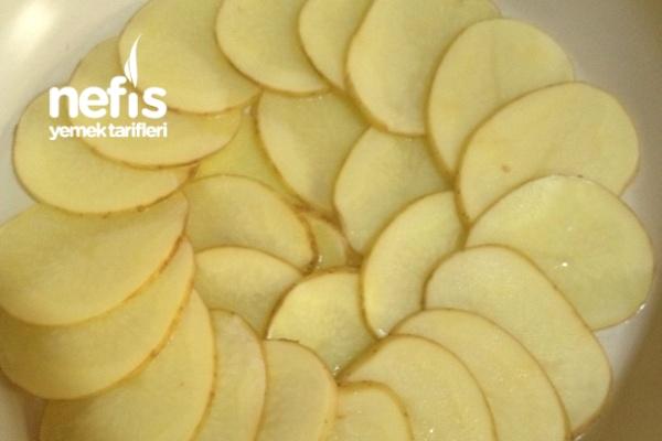 Patates Tabanlı, Yumurtalı Kolay Piza