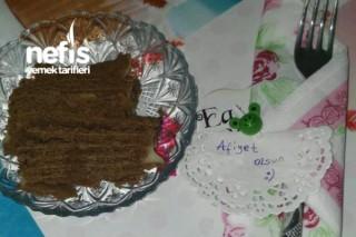 Muhallebili Pratik Pasta Tarifi