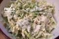 Yoğurtlu enfes Salata -7