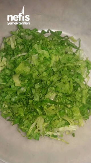 Marul Salatası Nefisss