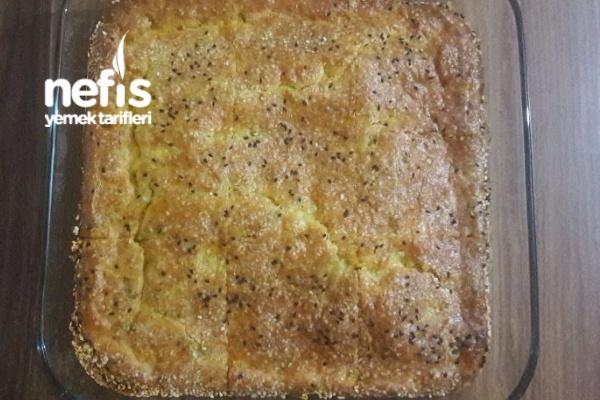 Patatesli Peynirli Kek Börek Tadında Tarifi