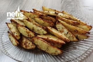 Fırında Elma Dilim Patates Tarifi