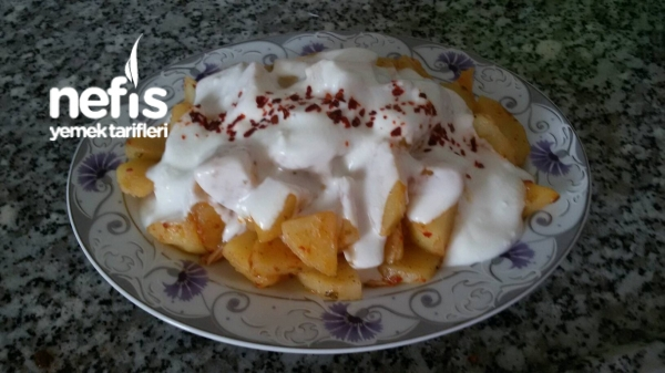 10 Dk Da Patates (diyet):)