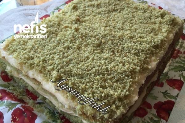 Ispanaklı Pasta Tarifi