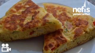 Börek Gibi Omlet Tarifi Videosu