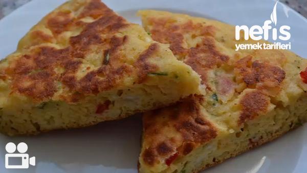 Peynirli Patlıcan Böreği Tarifi Videosu