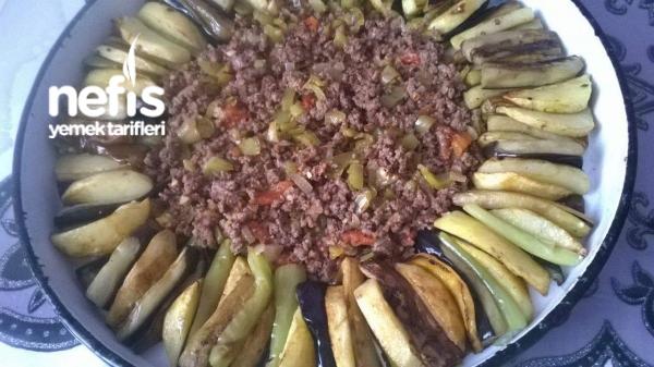 Ramazan Sofralarına Müthiş Parmak Kebabı