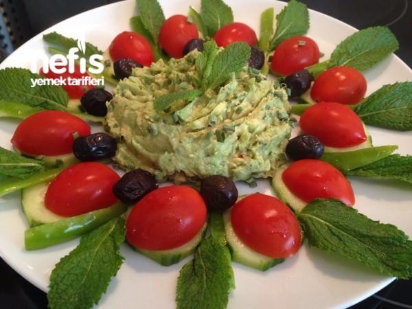 Avocado Salatası
