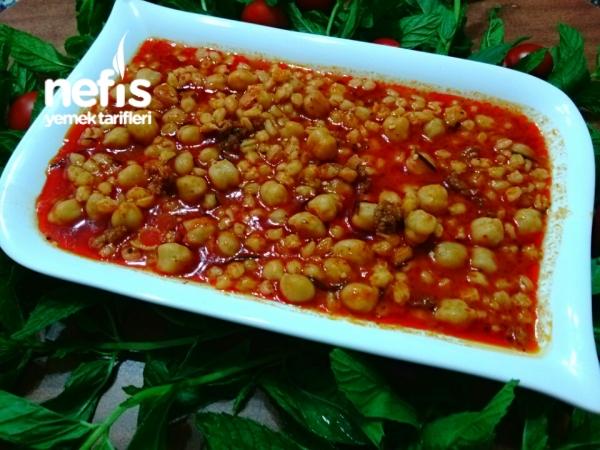 Diyarbakır Usulü Hedik Çorbası