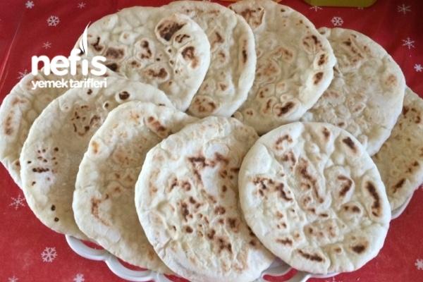 Bazlama-Mayalı Ekmek (Konya Yöresi) Tarifi